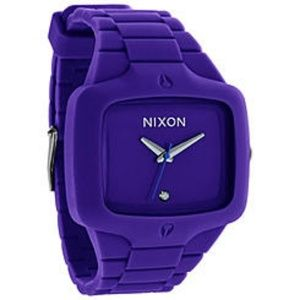 Nixon Purple Watch
